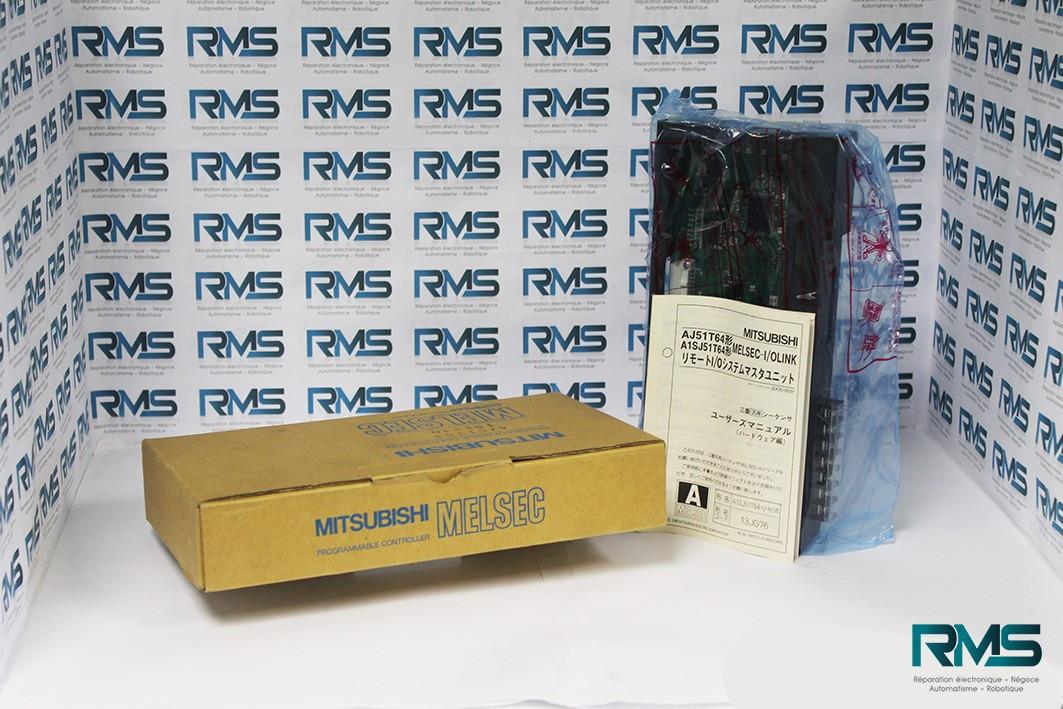 AJ51T64 - MITSUBISHI - AJ51T64- MITSUBISHI -AJ51T643 -MELSEC-RMSNEGOCE