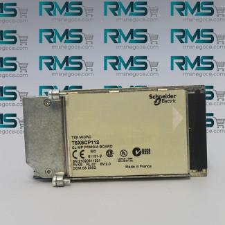 TSXSCP112- Schneider - Carte PCMCIA